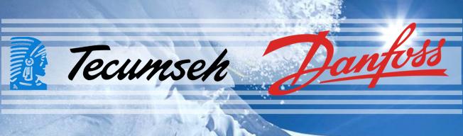 Компрессоры Tecumseh и Danfoss