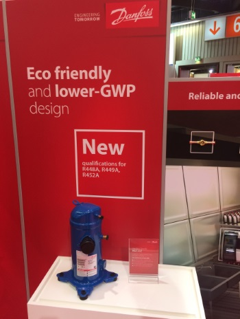 eco compressor danfoss chillventa 2016
