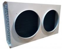 kondensator 2 ventilyatora hispania