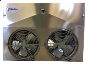 vozduhoohladitel belief 2 ventilyatora