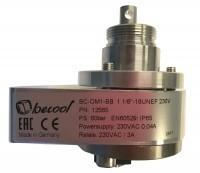 becool elektronnyi regulyator urovnya masla BC-OM1-BB UNEF 220V s kabelyami