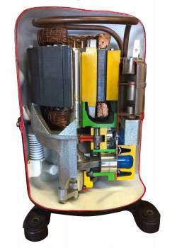 holodilnyi kompressor porshnevoi germetichnyi
