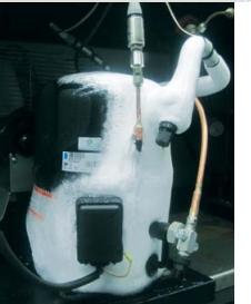 ohlazhdenie kompressora tecumseh
