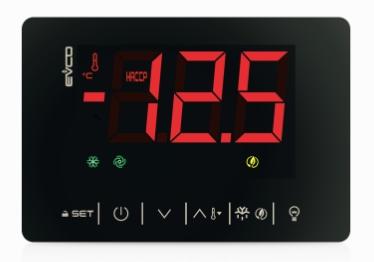 kontroller cifrovoi EVCO EVJ254