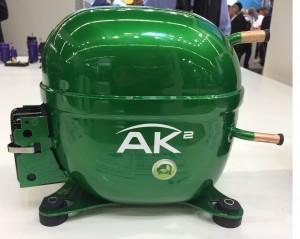 kompressor tecumseh AK2 chillventa